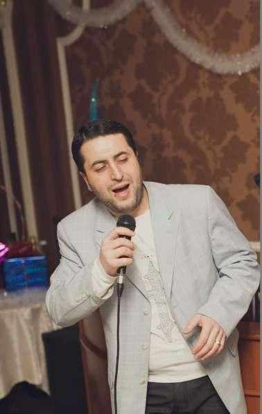 Певец-(вокалист) и DJ на вашем празднике