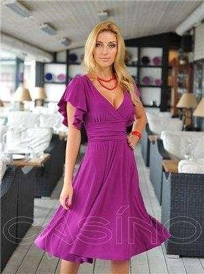 Платье коралловое СП КАЗИНО пристрой