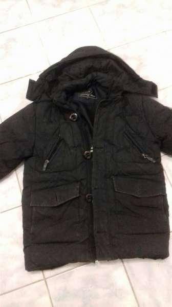 Куртка зимняя, детская