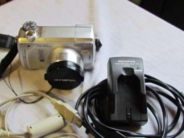 Фотокамера OLYMPUS CAMEDIA C-760 ULTRA ZOOM в фото 5