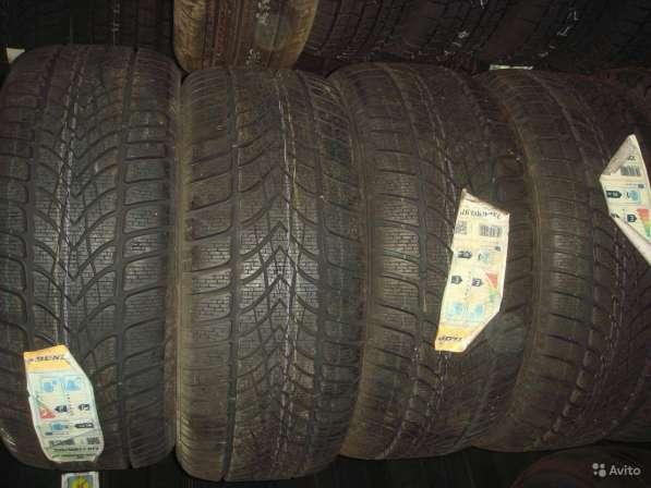 Новые зимние Dunlop 225 45 R17 Winter Sport 4D