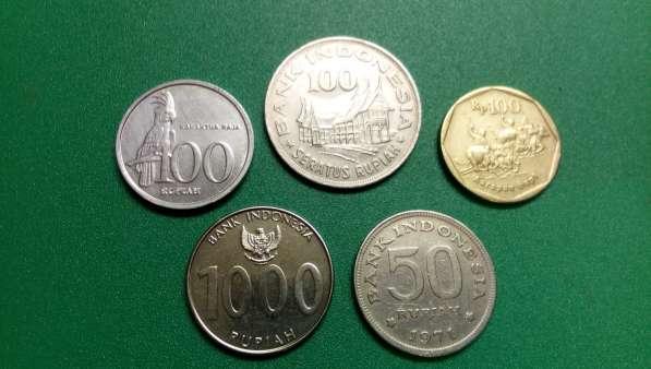 Набор монет Индонезии в Улан-Удэ