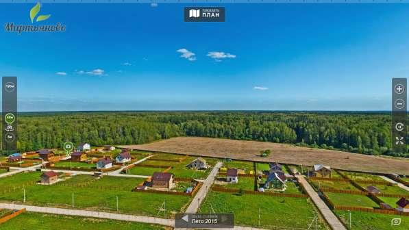 Земельный участок 8,21 соток по Симферопольскому шоссе в Серпухове фото 3