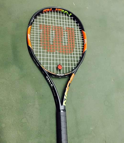 Уроки тенниса для детей и взрослых