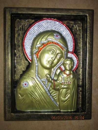 Продам икону Казанская Божья Матерь