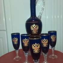 Набор для водки или коньяка, в Москве