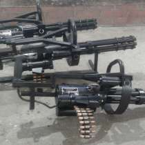 Продам Макет пулемета Миниган (Minigun). Подарок мужчине, в Новосибирске