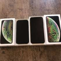 New Apple iPhone XS Max or X 512gb, в Москве
