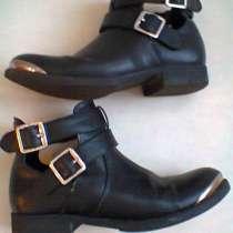 Ботинки модные на девочку 33 размер, в Москве