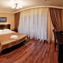 Номера гостиницы Барнаул повышенной комфортности, в Барнауле