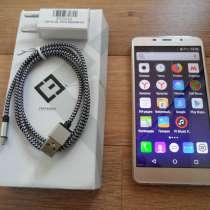 Смартфон Leagoo M8 Pro новый полный комплект цвет золото: ко, в Москве