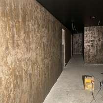 Seinte katmine kauapüsivate dekoratiivvärvidega-siidtapeedi, в г.Таллин