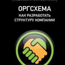 Книга Оргсхема. Как разработать структур, в Челябинске