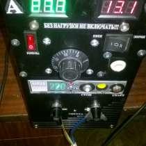 Пуско зарядное устройство 24-12v \ 100А - 200А автомат, в г.Горловка