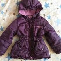 Сиреневая куртка на весна-осень на 1-2года, в г.Брест