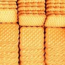 Производство сахарного печенья, в Пензе