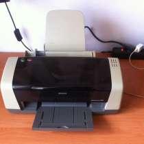 Принтер Epson Stylus C45 бу, в г.Новороссийск