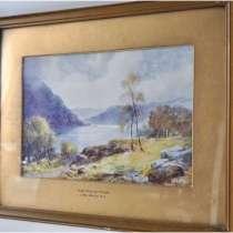 Картина Джон MacWhirter - шотландского художника-пейзажиста, в Москве
