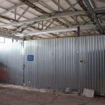 Сдается отапливаемое пром.-складское помещение 1085 м2, в Химках