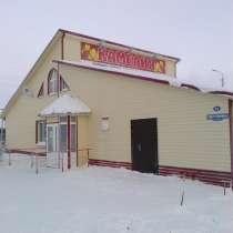 Продаётся магазин в Тазовском на Ямале, в Тарко-сале