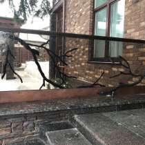 Стеклянные ограждения, в Москве