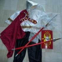 Костюм рыцаря с аксессуарами р.116-122, в Челябинске