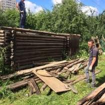 Демонтажные работы, уборка территории, в Самаре