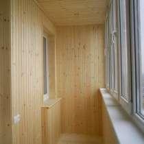 Мастер - обшиваю деревянной вагонкой стены и потолки, в Красноярске
