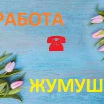 Требуется продавец - консультант, помощник бухгалтера, в г.Бишкек