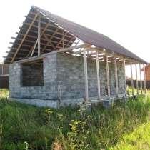 Дом д. Глазово 2 км от г. Серпухов, 300 м р. Нара, в Серпухове