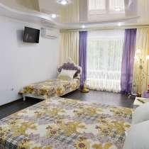 Отдых в комфортабельных апартаментах Сочи, п. Лазаревское, в Сочи