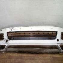 Бампер передний Volkswagen Touareg NF 7P6807221, в Москве