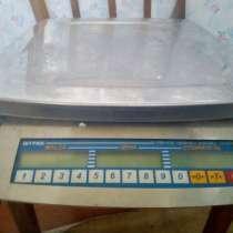 Электронные весы, в г.Анна