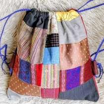 рюкзак в стиле пэчворк, в г.Иерусалим