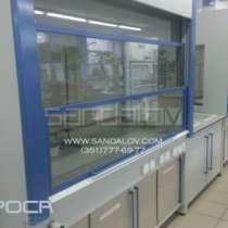 Лабораторная мебель, шкафы вытяжные, в Челябинске