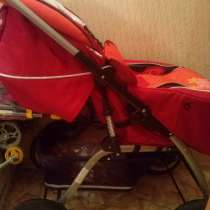 Продам коляску зима-лето, в Новосибирске