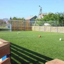Строительство теннисного корта, в Екатеринбурге