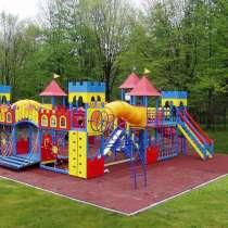 Детские игровые и спортивные комплексы для детской площадки, в Екатеринбурге