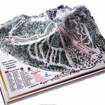 Мир перестал быть плоским-карта 3D картина, в г.Новосибирск