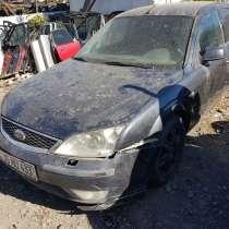 Форд Мондео 3 рестайлинг 2006г 2,0л 6ст. битая сзади на ходу, в Ростове-на-Дону