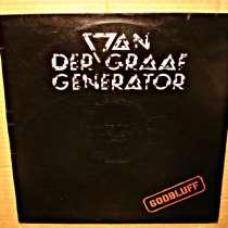 Пластинка виниловая Van Der Graaf Generator – Godbluff, в Санкт-Петербурге