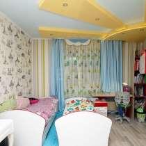 4-к квартира, 86 м², 5/10 эт, в г.Пермь