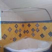 Изготовление карнизов сложных форм для ваннных комнат, в Краснодаре