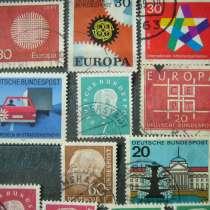 ПОЧТОВЫЕ МАРКИ РАЗНЫХ СТРАН 1950-1980Г, в Санкт-Петербурге