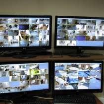 Монтаж, обслуживание видеонаблюдения,систем контроля доступа, в Санкт-Петербурге