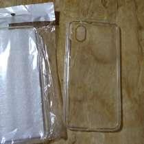 Силиконовый прозрачный чехол к Xiaomi Redmi 7A, в Твери