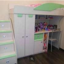Детская кровать-чердак, в Твери