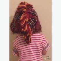 Детская шапка зимняя размер S/M 54 см, в Москве