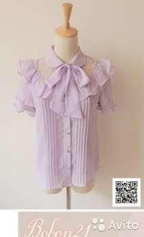 Блузка в стиле Lolita, новая, с биркой, в упаковке, в Перми