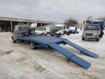 Переоборудование переделка ГАЗели Валдая ЗИЛа в эвакуатор, в Нижнем Новгороде